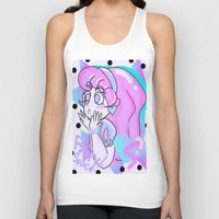 80s Tank Tops featuring 80s Dreamer ~ by fairyspace