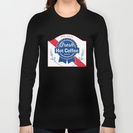 Blue Ribbon Roast Long Sleeve T-shirt