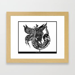 The Firebird Framed Art Print