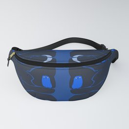 Good night, sleep tight and don't let the owls bite Fanny Pack