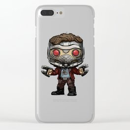 Star Lord, Man! Clear iPhone Case
