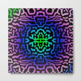 Colorandblack series 715 Metal Print
