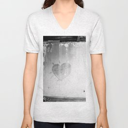 Love Graffiti Unisex V-Neck