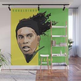 Ronaldinho - Legend Wall Mural