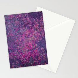 Pink Moss Stationery Cards