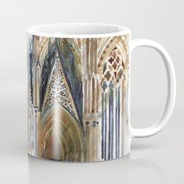 Koln cathedral's facade Coffee Mug