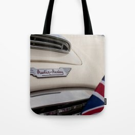 Vintage Car 10 Tote Bag