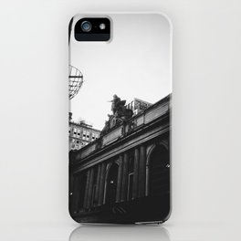 Grand Central NYC iPhone Case