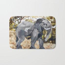 Elephant! Bath Mat