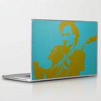 u2 Laptop & iPad Skins featuring Bono - U2 by Tipsy Monkey