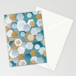 glitter Stationery Cards