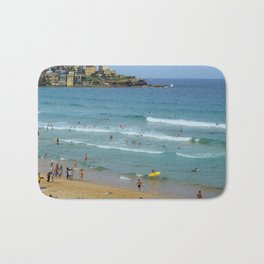 Surfs Up, Bondi Bath Mat