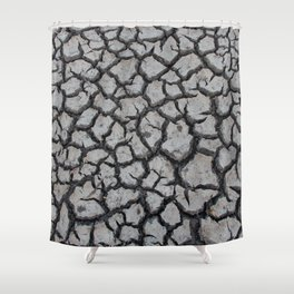 Australia's Hot Dry Summer Shower Curtain