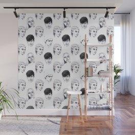 pierced Wall Mural