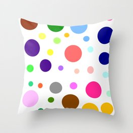 Vancomycin Throw Pillow