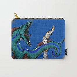 Serpent Sea Monster Carry-All Pouch