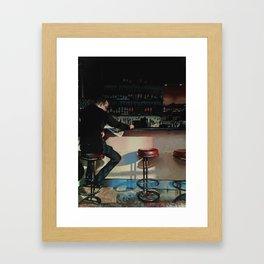 Sophie's Steakhouse Framed Art Print