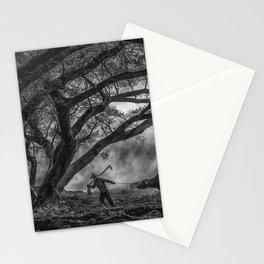 Farmer in fuzhou Stationery Cards
