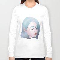 bubblegum Long Sleeve T-shirts featuring bubblegum by otakuspirit