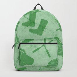 GARDEN TOOL KIT PATTERN Backpack