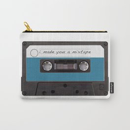 I made you a mixtape | Mix Tape Graphic Design Carry-All Pouch