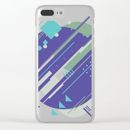 NS 229 Clear iPhone Case