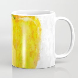 Big Yellow Pepper Coffee Mug