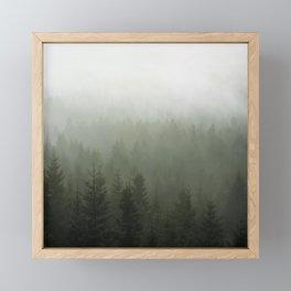 Step Into My Office Framed Mini Art Print