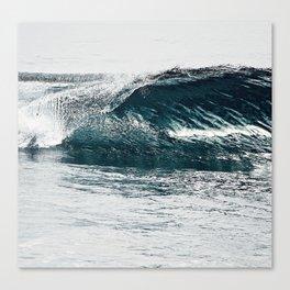 Liquid glass Canvas Print