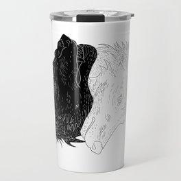 Split Personality Travel Mug