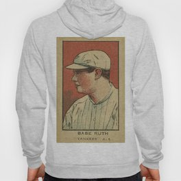 Babe Ruth Yankees Hoody