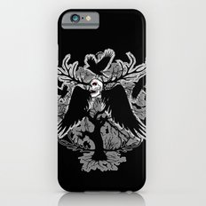 Nightmare Skull and Crows iPhone 6s Slim Case