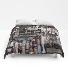 Fishing Shack Comforters