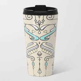 TIOH ONE Metal Travel Mug