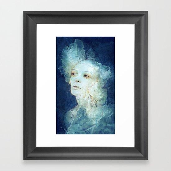 Net Framed Art Print