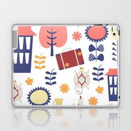 Trave patter 4gf Laptop & iPad Skin