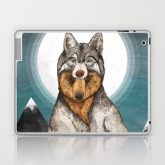 Wear Wolf Laptop & iPad Skin