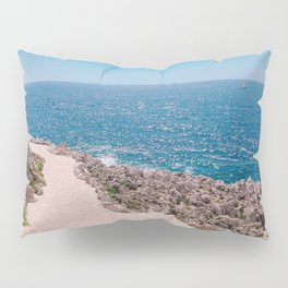 Heavenly Hike On Cap Ferrat Pillow Sham