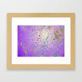 Pattern 35 Framed Art Print
