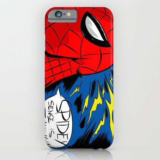 The Spidey Sense iPhone & iPod Case