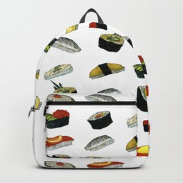 Sushi By The Sea Of Tea Backpack