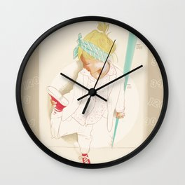 ¿SoY Ya gRaNdE? 1 Wall Clock