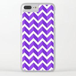 ERIN ((amethyst)) Clear iPhone Case
