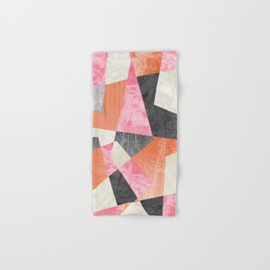 Fragments XIV Hand & Bath Towel