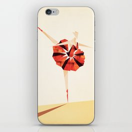 The Ballance ( Girl on fire) iPhone Skin