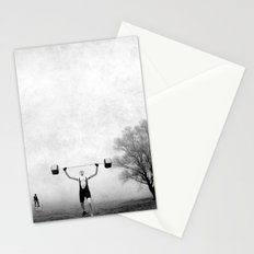 l'equilibrio Stationery Cards