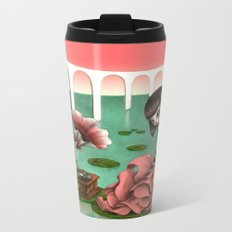 Song from the Flower Metal Travel Mug