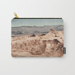 Death Valley Imaginaries Carry-All Pouch