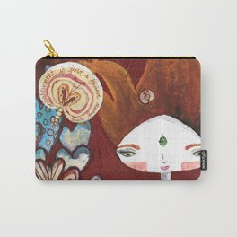 Friends-4-ever Bhoomie Carry-All Pouch