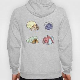 Hermit Crabs Hoody
